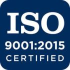 ISO 9000 2015 Certified