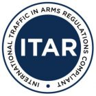 ITAR International Traffic In Arms Regulations Compliant