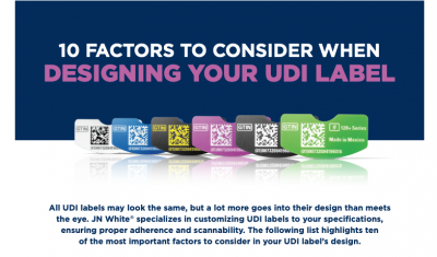 Custom UDI Labels